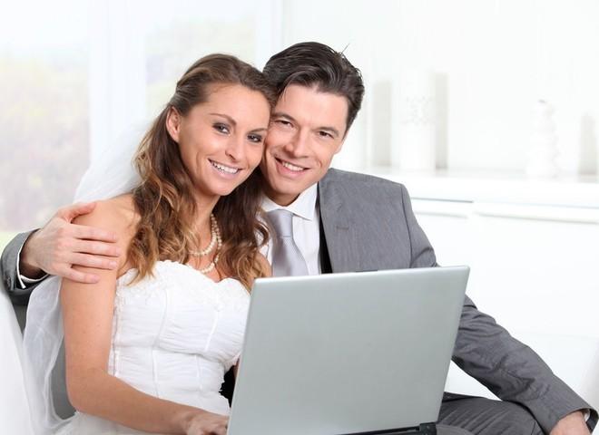брак по интернету