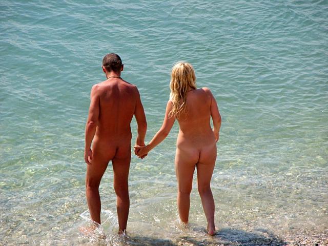 Нудистские пляжи Крыма: Евпатория