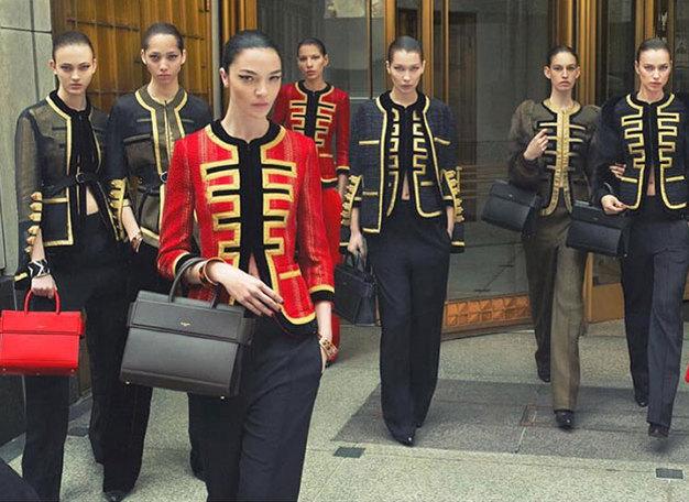 Рекламна кампанія Givenchy Fall 2016