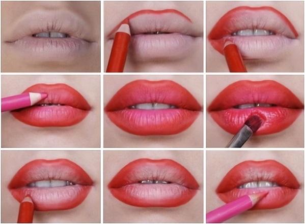 Карандаш для губ: как выбрать