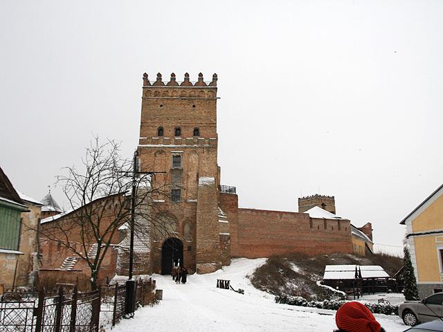 Луцкий замок (Луцк)