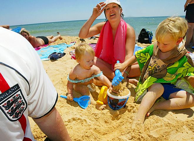 Пляжи Алгарве
