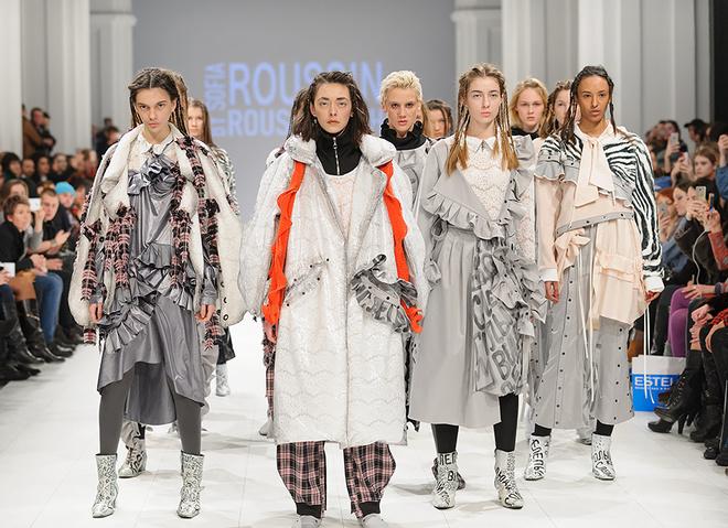 Fresh Fashion: ROUSSIN by Sofia Rousinovich FW 17/18