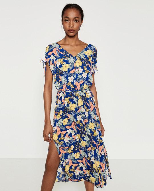 літні плаття 2016: пляж