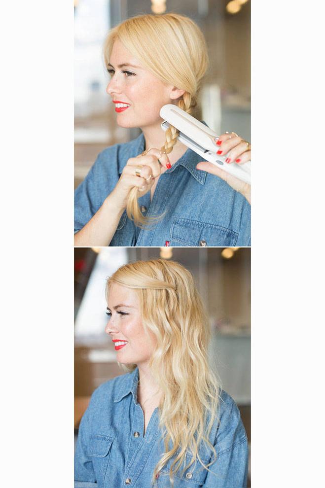 Зачіски на середнє волосся