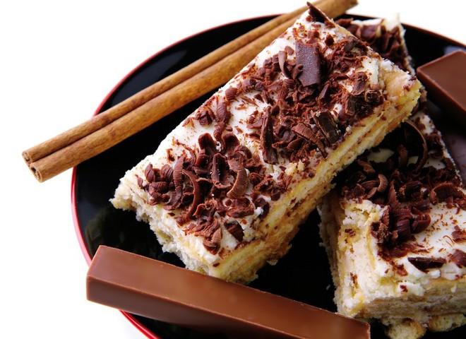 приготовь легкий и вкусный десерт, который не нужно печь