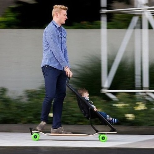 longboardstroller