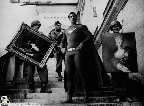 Герои комиксов в истории человечества