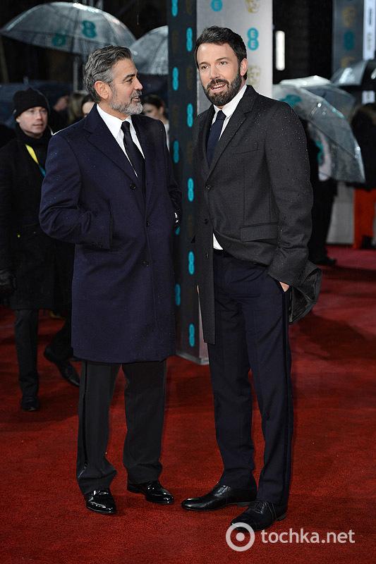 Церемония BAFTA