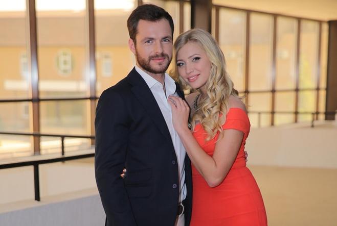 Сергей Мельник и Марина Кищук