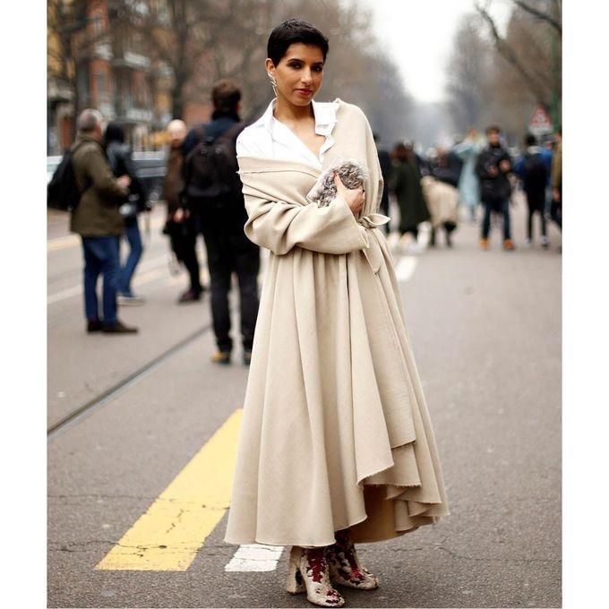 Дина Абдулазиз – самая стильная принцесса в мире