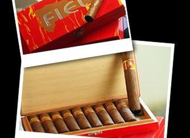 Греция впервые представила собственные сигары