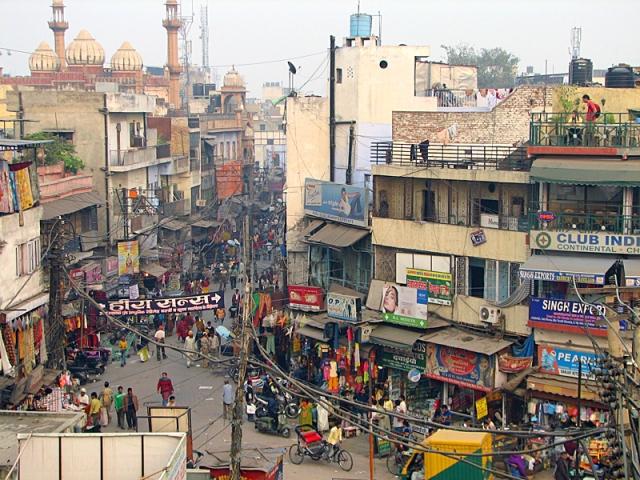 Індійські базари: Мейн Базар, Делі
