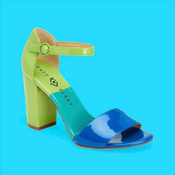 Кэти Перри выпустила яркую и эпатажную коллекцию обуви