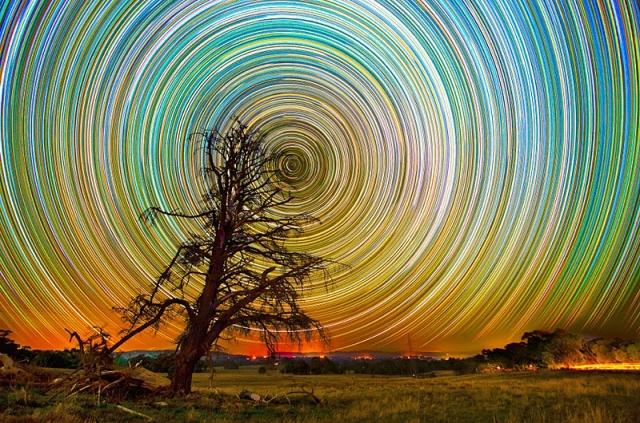 Звездное небо Австралии