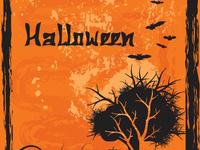 Прикольные открытки на Хэллоуин