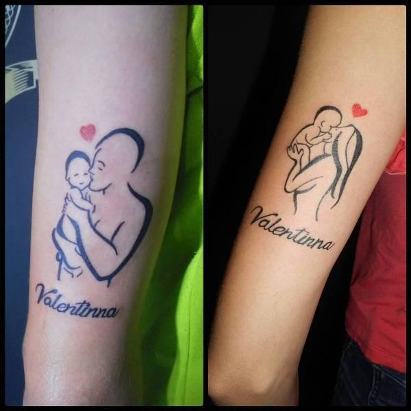 Нежные татуировки от Newskintattoo GO