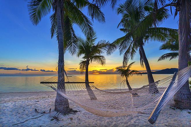 Романтические острова: Фиджи
