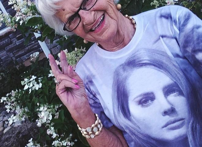 Пенсионерка из Америки стала хитом Instagram