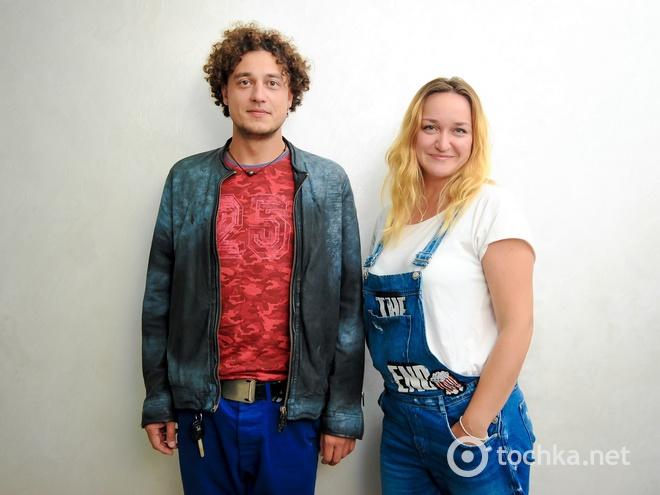 Евгений и Елена Синельниковы
