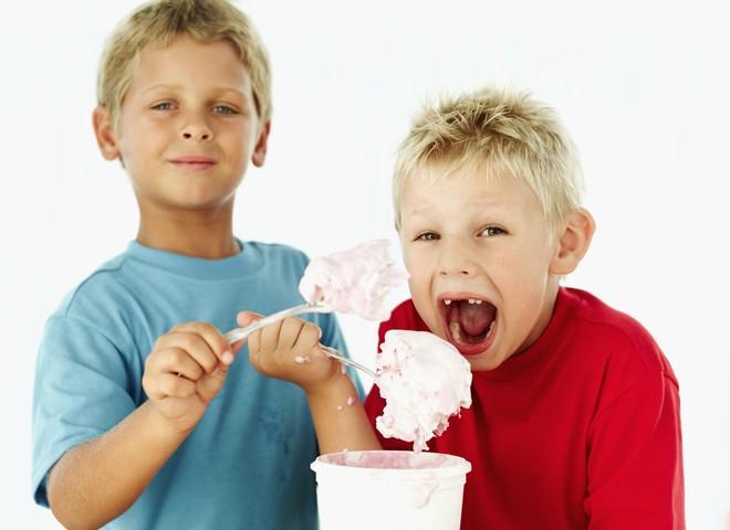 мороженое: много не бывает
