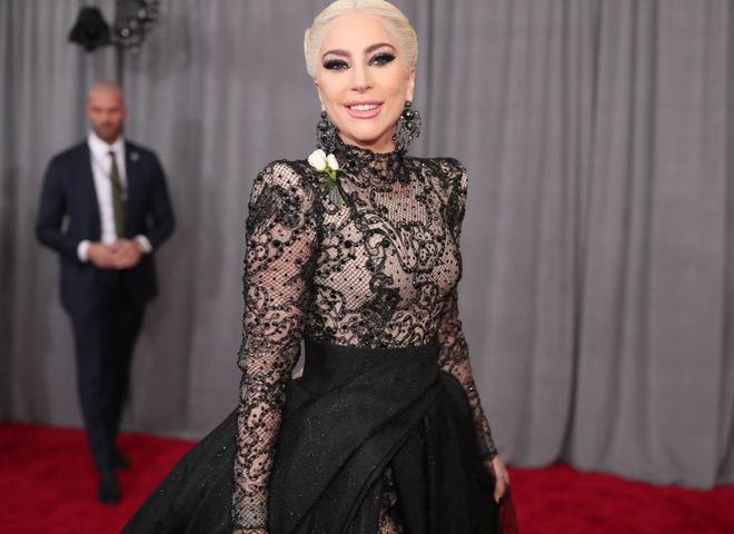Леді Гага косметика