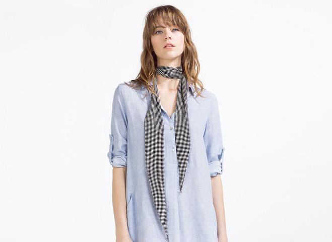 Платье-рубашка: тренд лета 2016
