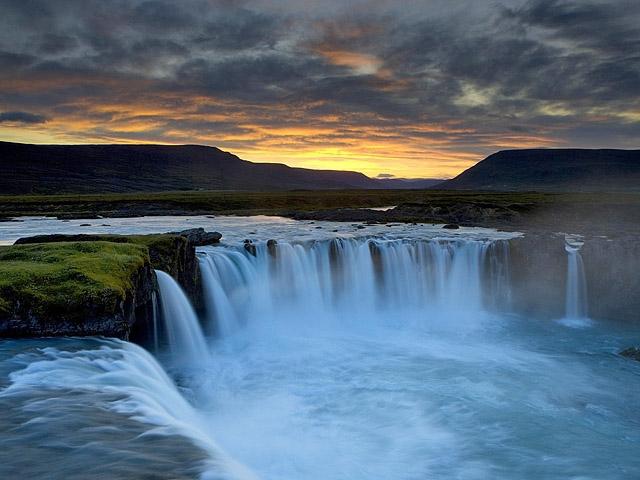 Цікаві місця Ісландії: Dettifoss Falls