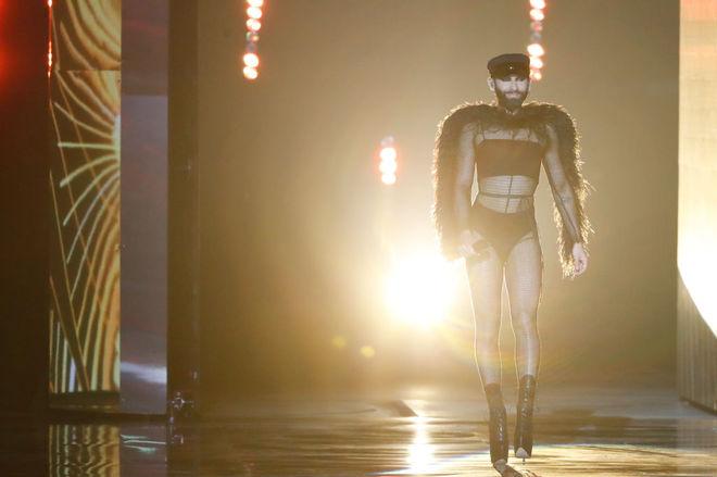 Кончита Вурст в финале Евровидения-2019