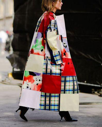 Какие принты в одежде выбрать в сезоне осень-зима 2020/21