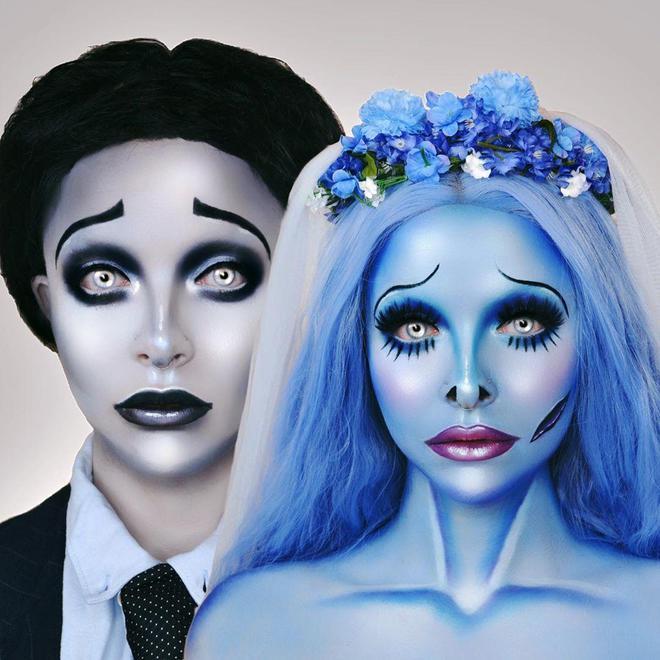 """Образ на Хэллоуин 2020 — """"Труп невесты"""""""