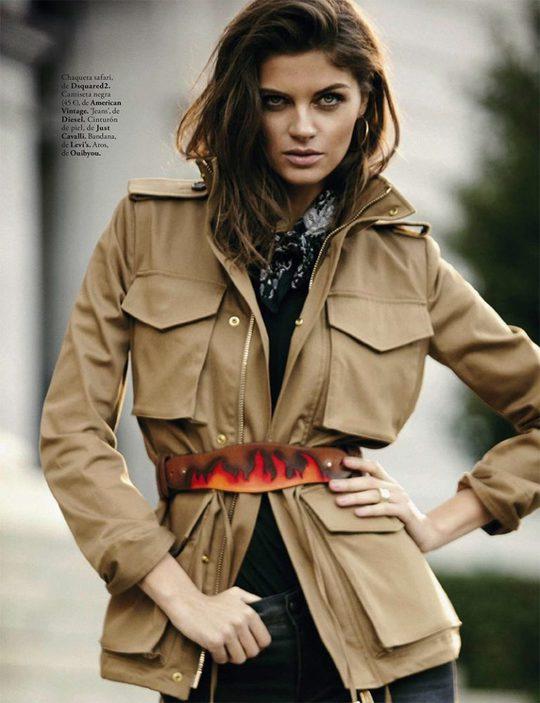 10 идей, как носить куртку весной