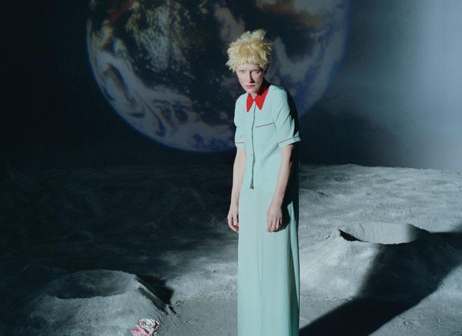 Кейт Бланшетт для W Magazine