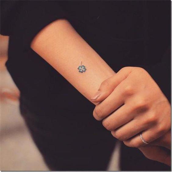 Татуировки, которые приносят удачу