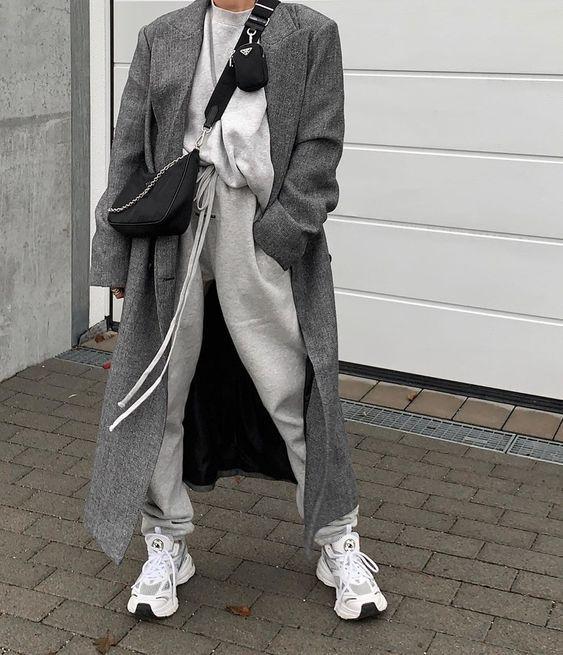 Модні повсякденні вбрання в спортивному стилі