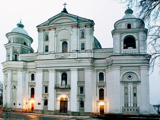 Святі місця України: ТОП-7 найбільших католицьких храмів