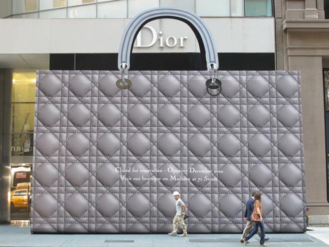 Самые необычные магазины мира. Dior на 57 улице на Манхеттене