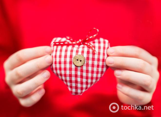 Валентинки для детей своими руками