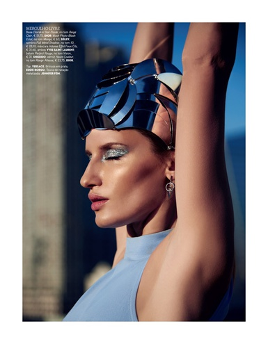 Vogue Portugal, июнь 2016