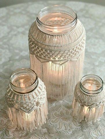 Декор свічок до Дня закоханих