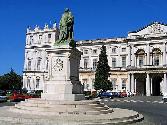Достопримечательности Лиссабона: национальный дворец Ажуда
