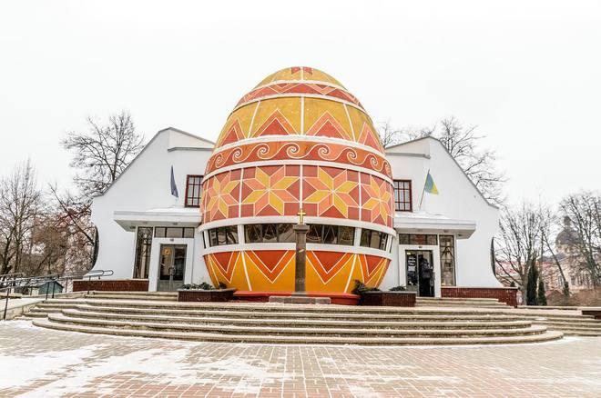 Тур выходного дня Коломыя