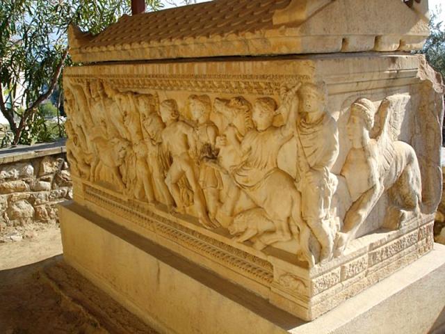Мифы Древней Греции: город Элевсин