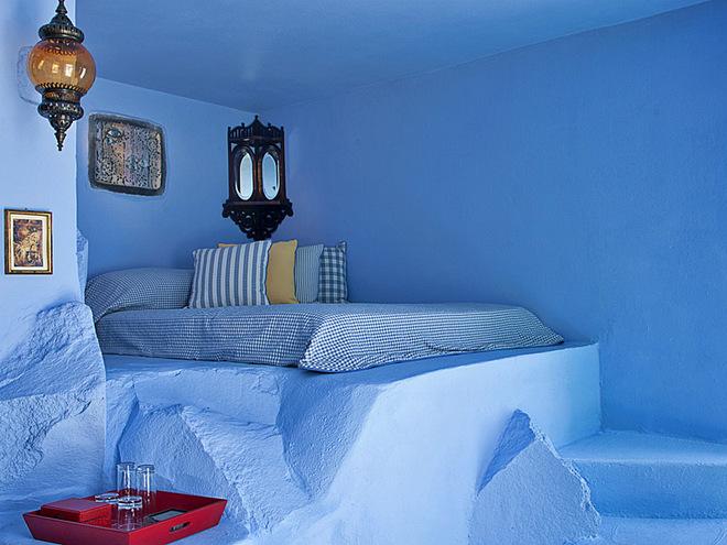 Романтические отели Европы: Sun Rocks Hotel, Santorini