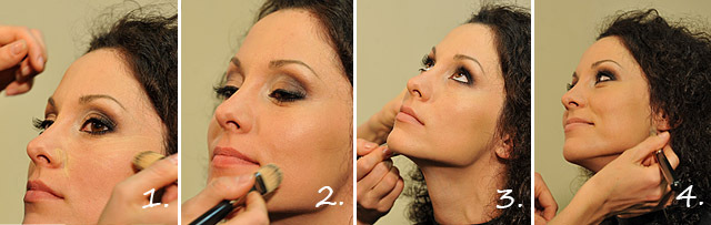 Make Up Cher collage