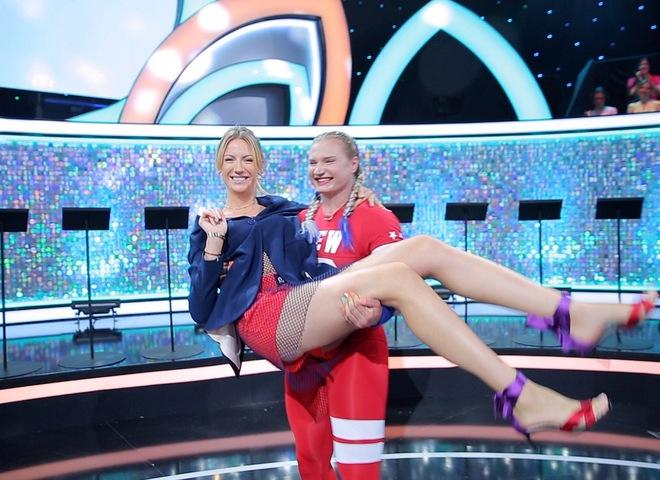 Леся Никитюк найсильніша жінка