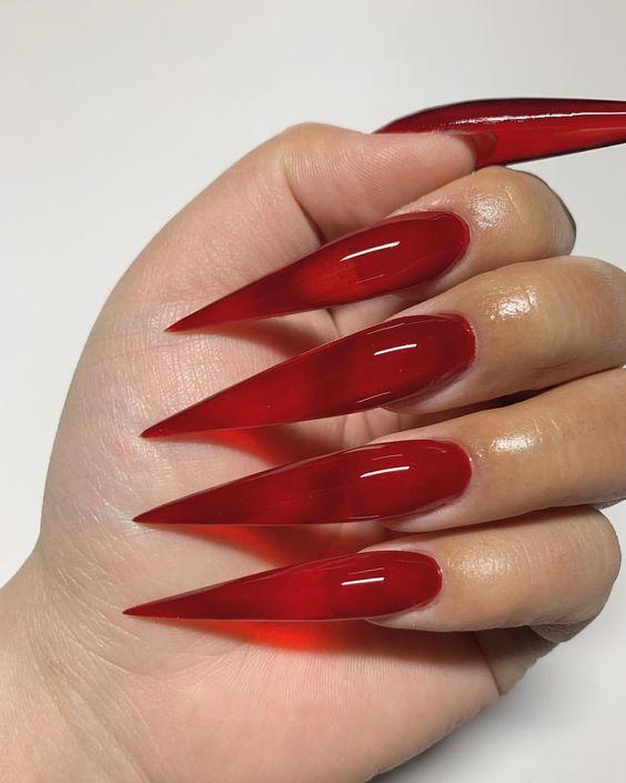 Стилет для довгих нігтів