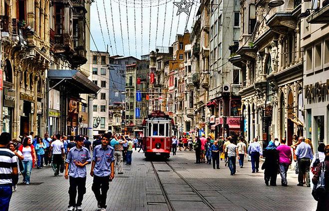 Фестиваль шопинга в Стамбуле
