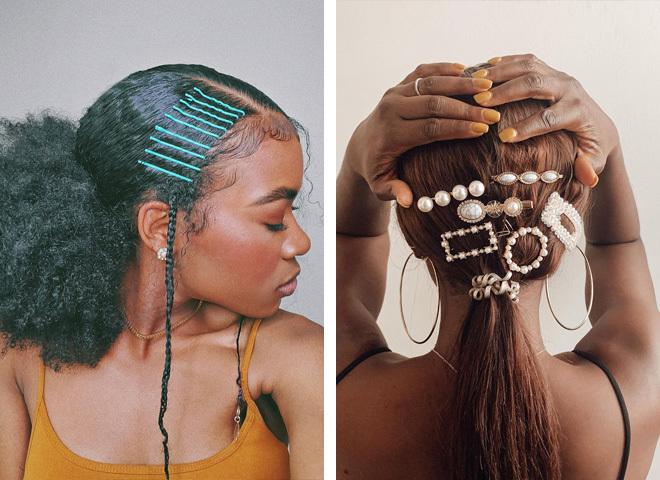 Модні аксесуари для волосся 2021