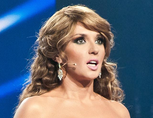 Кращий макіяж Оксани Марченко на Х-фактор 2